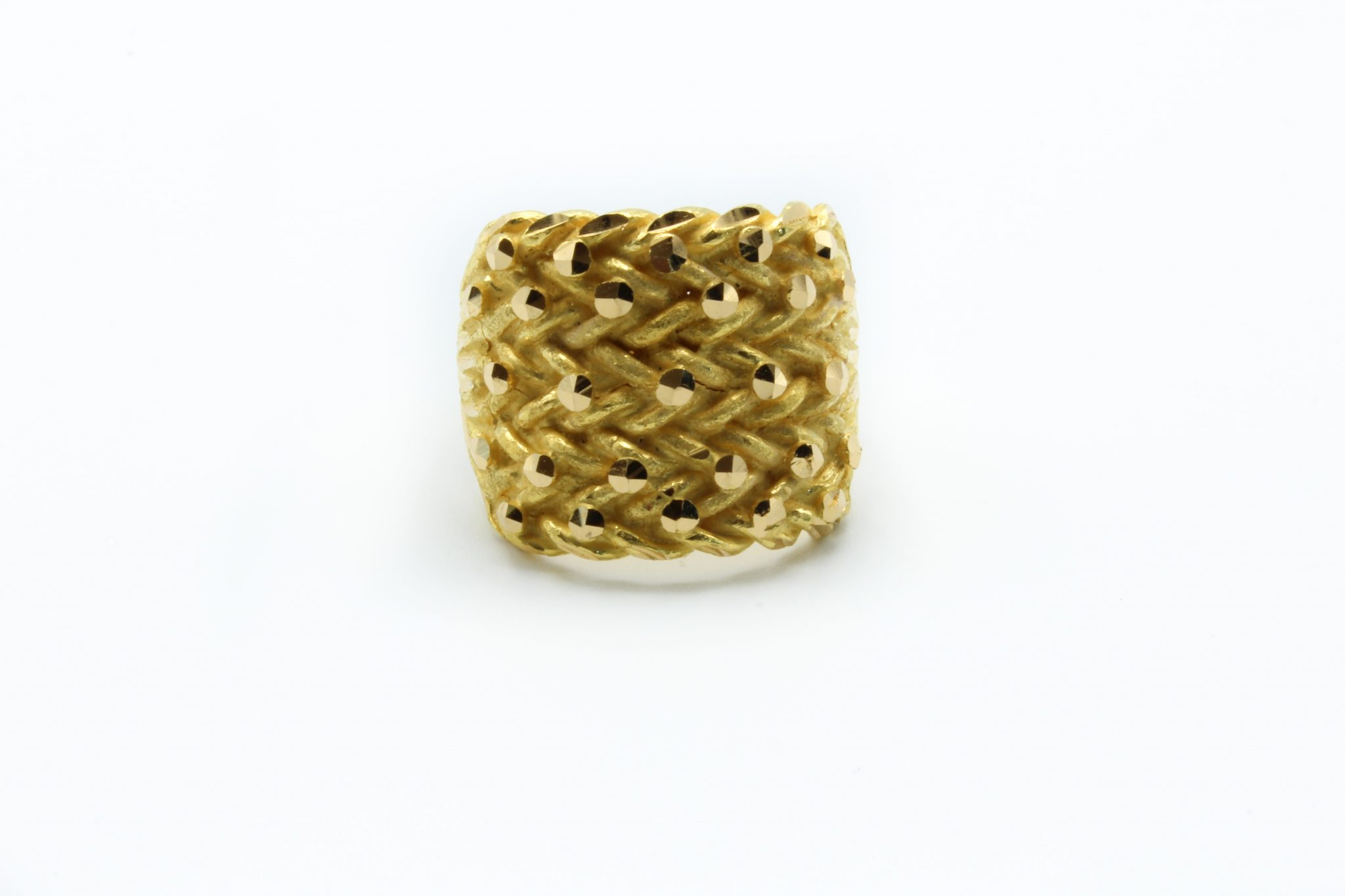 Gold Gents Rings