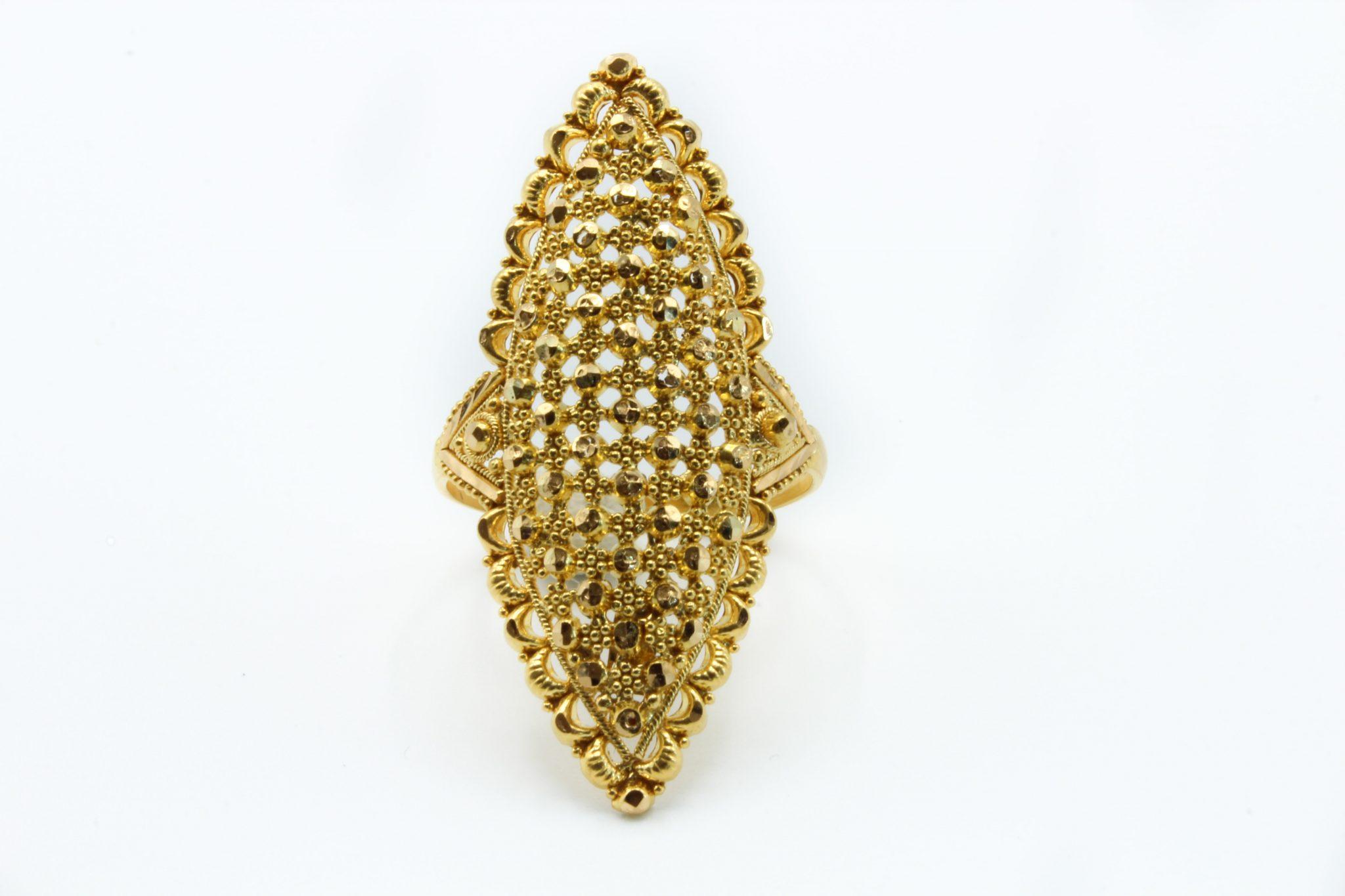 Gold Ladies Rings