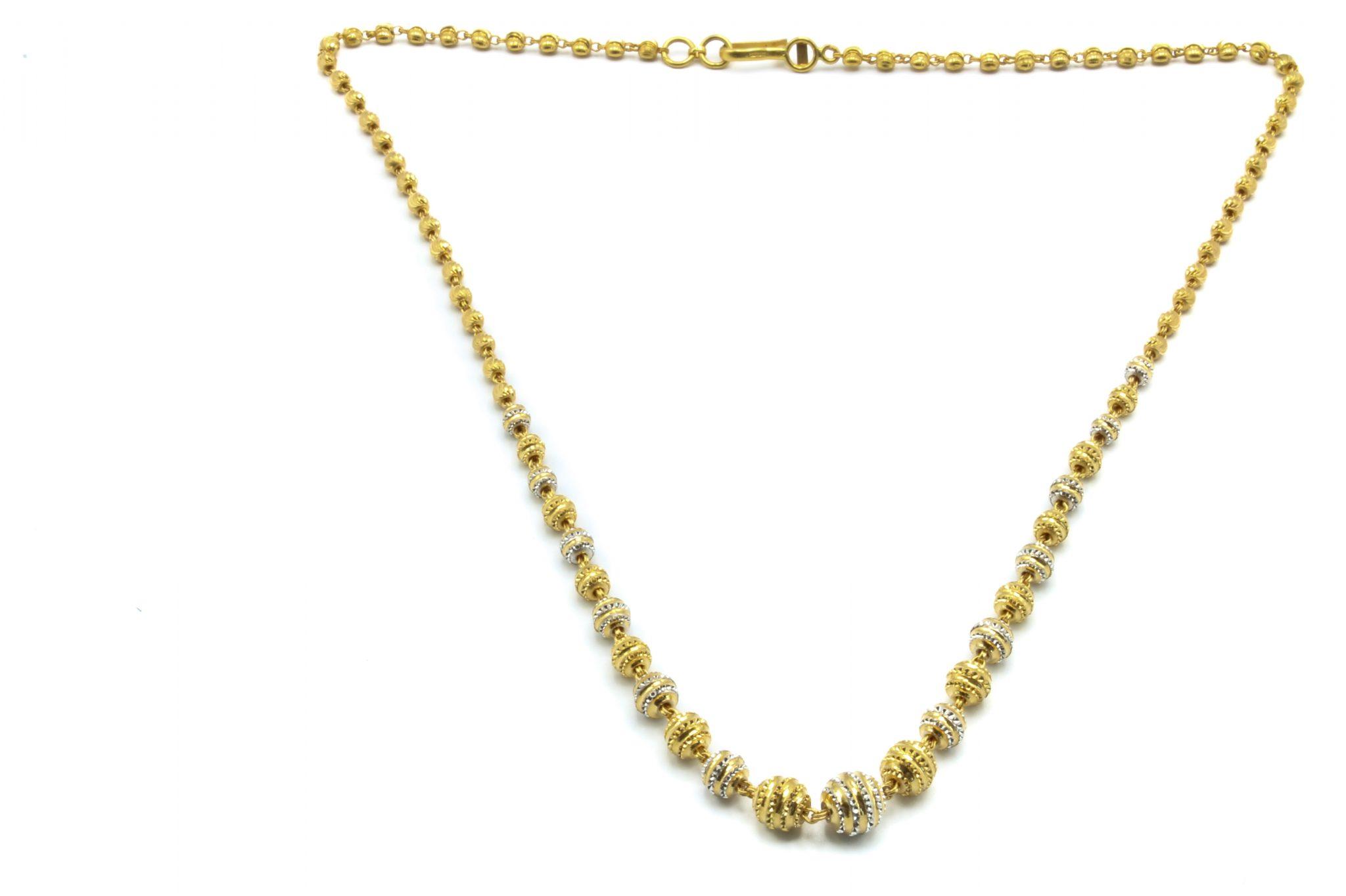 Gold Ladies Chain